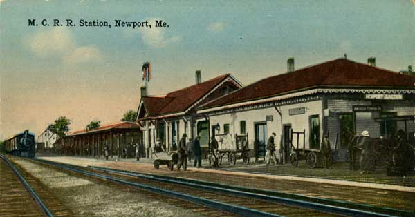 Newport Junction
