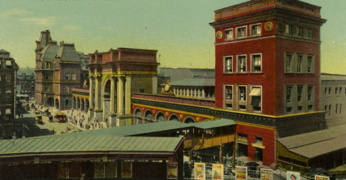 Boston & Maine Railroad Stations