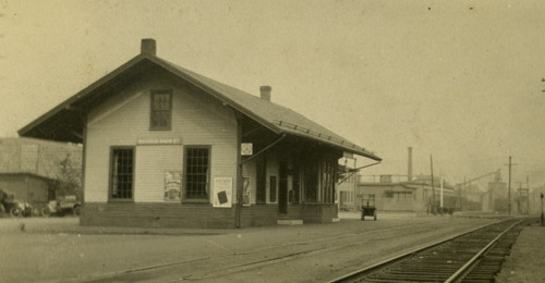 Nashua, Main Street Station