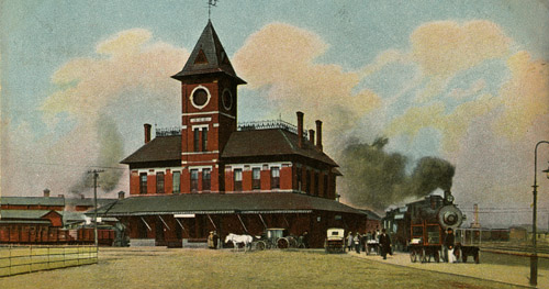 Nashua, Union Station