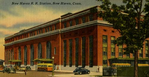 New Haven Railroad Stations