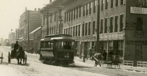 Bay State Street Railway: Nashua Division